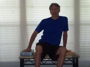 Balance Exercises Weight Shift Left
