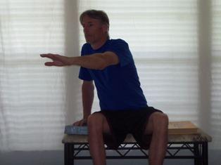 Balance Exercises Reaching