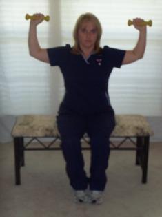 Shoulder Exercises Overhead Press