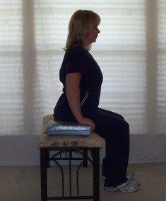 Balance Exercises Weight Shift Forward