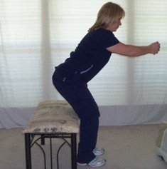 Balance Exercises Sit to Stand
