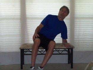 Balance Exercises Leaning to Left