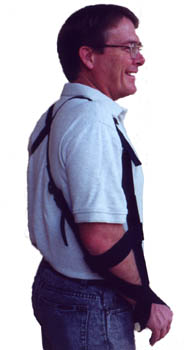 GivMohr Arm Sling for Shoulder Subluxation