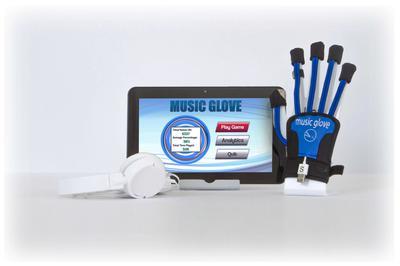 MusicGlove Home Unit