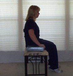 Balance Exercises Weight Shift Backward