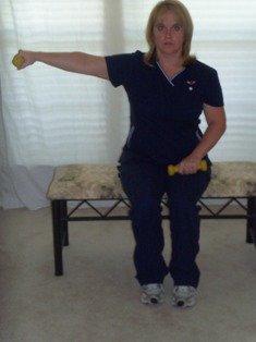 Arm Exercises Shoulder Abduction