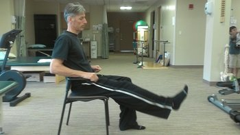 Leg Exercises For Stroke Patients